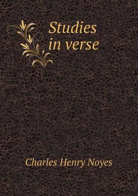 Studies in Verse