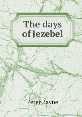 The Days of Jezebel