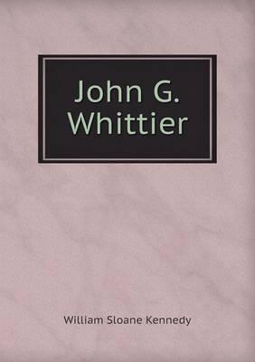 John G. Whittier