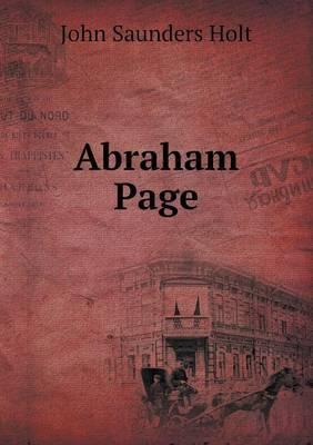 Abraham Page
