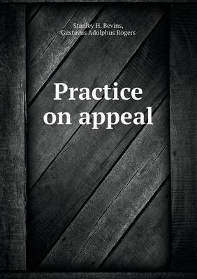 Practice on Appeal