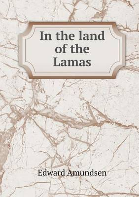 In the Land of the Lamas