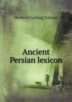 Ancient Persian Lexicon