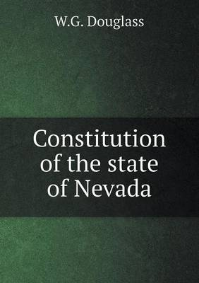 Constitution of the State of Nevada