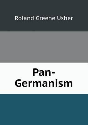 Pan-Germanism