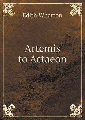 Artemis to Actaeon