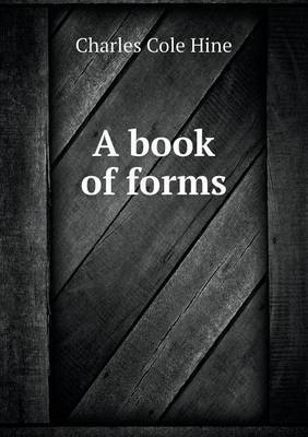 A Book of Forms