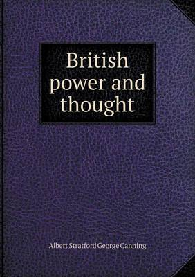 British Power and Thought