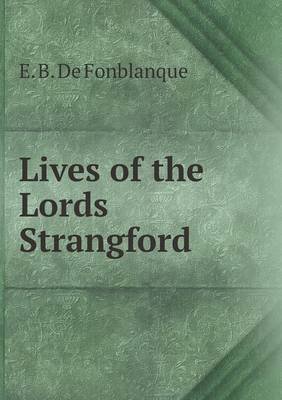 Lives of the Lords Strangford