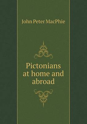 Pictonians at Home and Abroad
