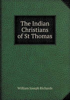 The Indian Christians of St Thomas