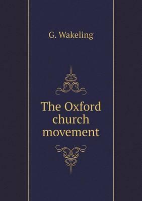 The Oxford Church Movement