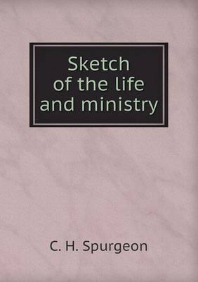 Sketch of the Life and Ministry