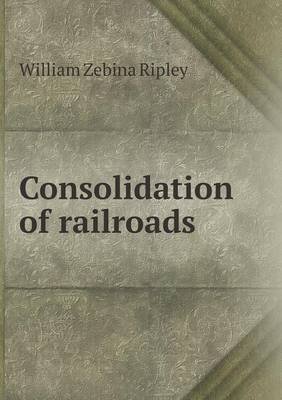 Consolidation of Railroads