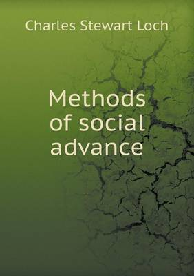 Methods of Social Advance