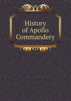 History of Apollo Commandery