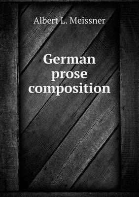 German Prose Composition