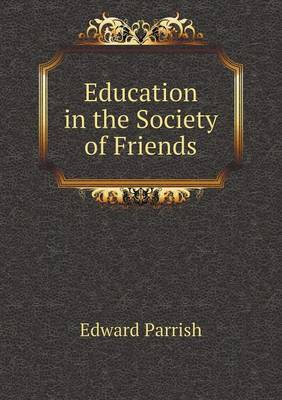 Education in the Society of Friends