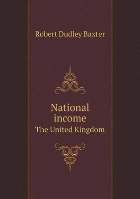 National Income the United Kingdom