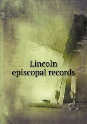Lincoln Episcopal Records