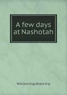 A Few Days at Nashotah