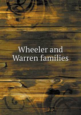 Wheeler and Warren Families