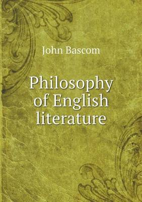 Philosophy of English Literature