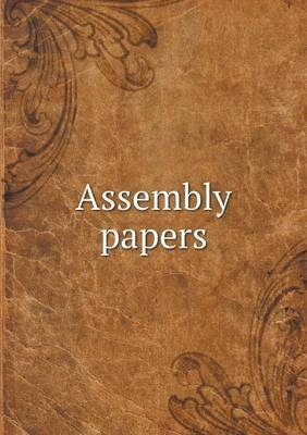Assembly Papers
