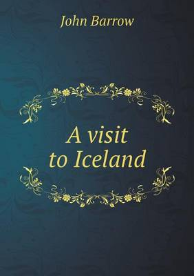 A Visit to Iceland