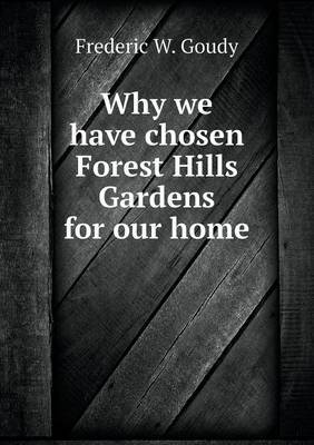 Why We Have Chosen Forest Hills Gardens for Our Home