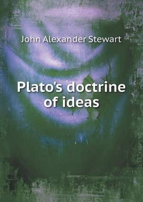 Plato's Doctrine of Ideas