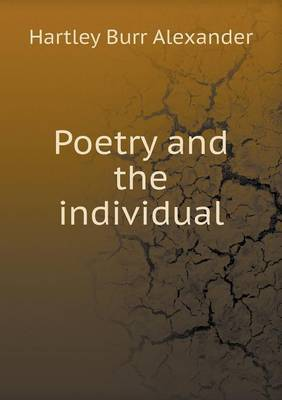Poetry and the Individual
