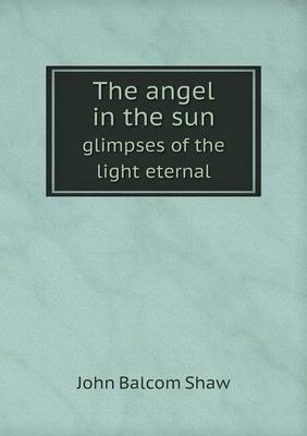 The Angel in the Sun Glimpses of the Light Eternal