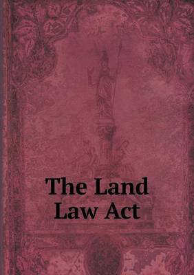 The Land Law ACT