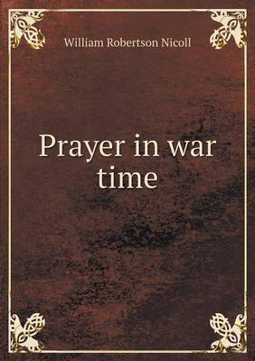 Prayer in War Time