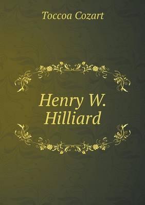 Henry W. Hilliard