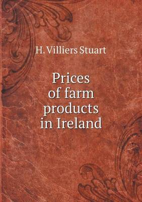 Prices of Farm Products in Ireland