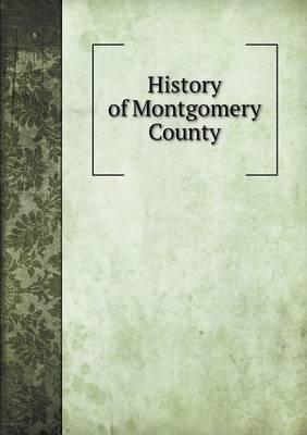 History of Montgomery County