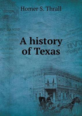 A History of Texas
