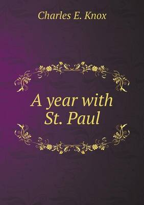 A Year with St. Paul