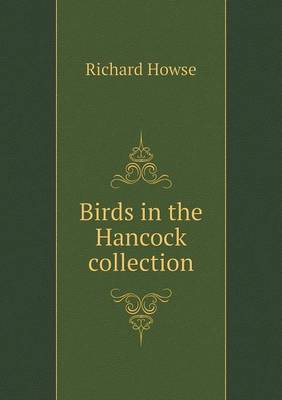 Birds in the Hancock Collection
