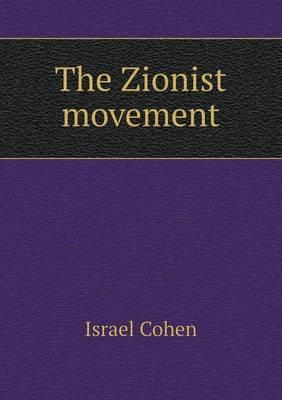 The Zionist Movement