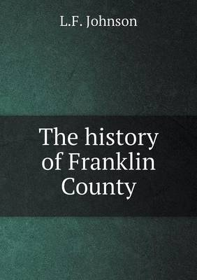 The History of Franklin County