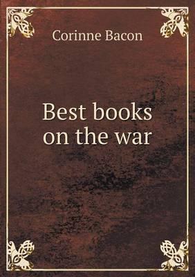 Best Books on the War