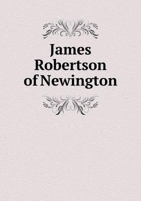 James Robertson of Newington
