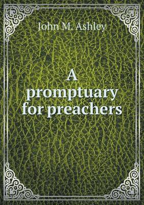 A Promptuary for Preachers