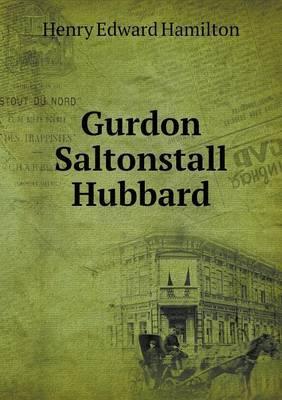 Gurdon Saltonstall Hubbard