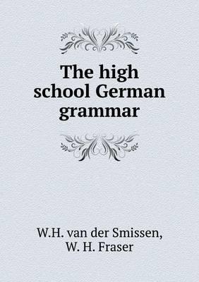 The High School German Grammar