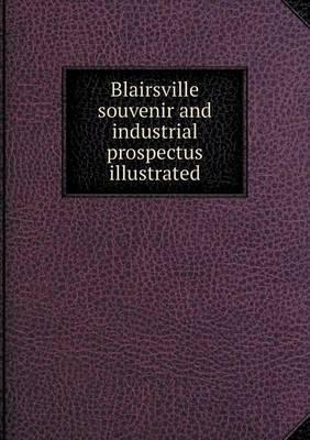 Blairsville Souvenir and Industrial Prospectus Illustrated