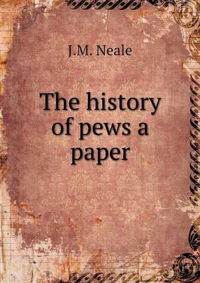 The History of Pews a Paper